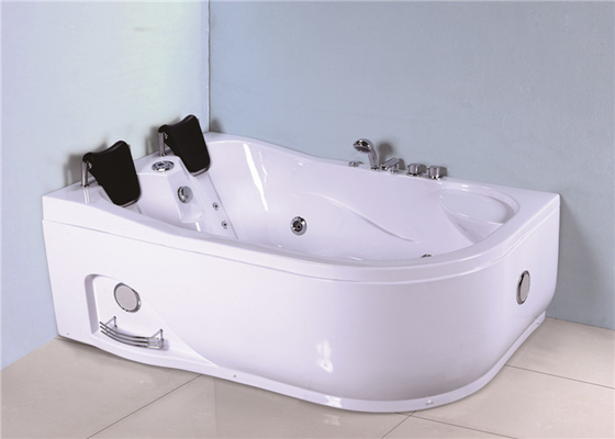Durable Safety Jacuzzi Soaker Tubs , Small Whirlpool Tub Shower Combo For Family