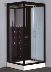 Comtemporary All In One Shower Cubicle , Bathroom Shower Glass Enclosures