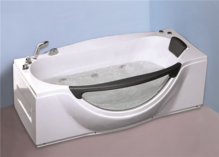 1800MM Small Portable Hot Tubs , Single Person Freestanding ...