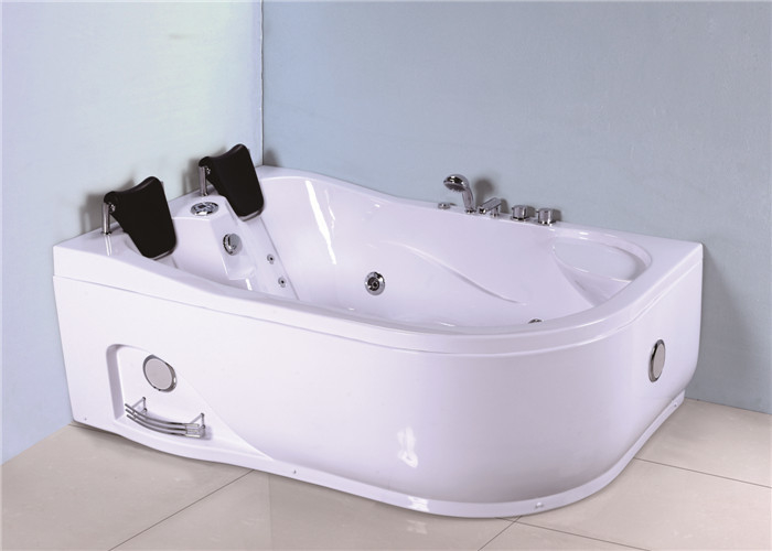 Durable Safety Jacuzzi Soaker Tubs Small Whirlpool Tub Shower