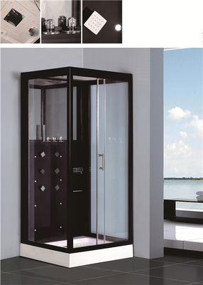 China High End All In One Shower Units , Computer Control Complete Shower Cubicle distributor